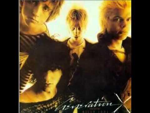 generation x - one hundred punks