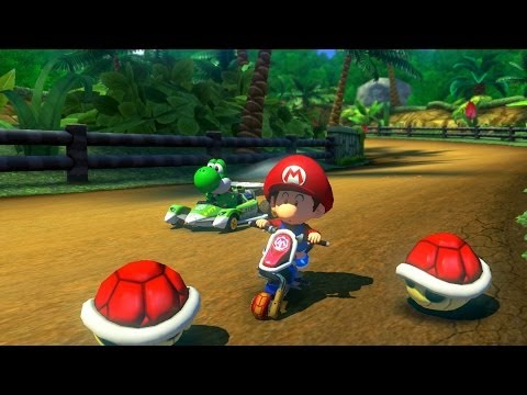 Mario Kart 8 - Grand Prix - Shell Cup