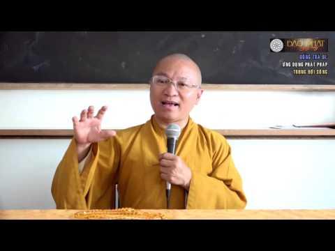 Uống trà đi: Ứng dụng Phật pháp trong đời sống