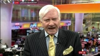 Harvey Proctor walks out of BBC  Breakfast Time interview