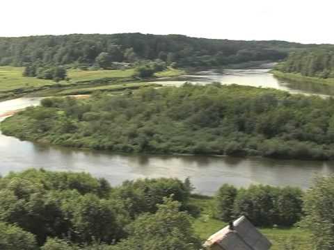 Merkinė - istorinė Dainavos krašto sostinė