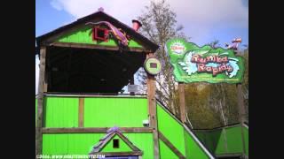 Rumba Rapids - Theme Music (Thorpe Park) HD