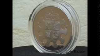 2013 United Kingdom Premium Proof Coin Set by Royal Mint