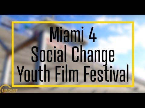 Digital F.A.C.E Presents Miami 4 Social Change Film Fest Teaser 2018