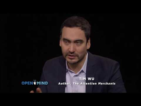 The Open Mind: Laws of the Internet - Tim Wu