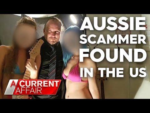 Aussie scammer up