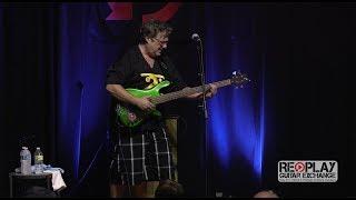 Stu Hamm Master Class at Replay Guitar Exchange