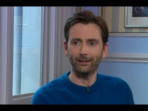 David Tennant interview on The Andrew Marr Show   26th March 2017