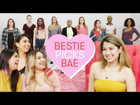I Let My Best Friends Pick My Girlfriend: Krystal | Bestie Picks Bae