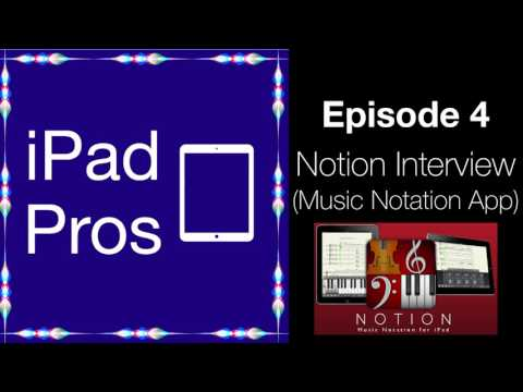 Notion Interview - Music Notation App (iPad Pros - 0004)