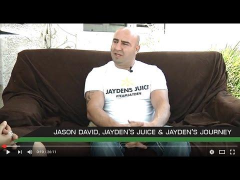 Edibles Magazine Interview with Jason David Creator of Jayden's Juice and Jayden's Journey