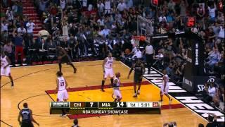 NBA 2011-2012 Sezonu'nun en iyi 10 smacı.