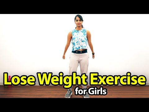 Lose Weight Exercise | How to Lose Weight For Girls | Workout At Home For Women