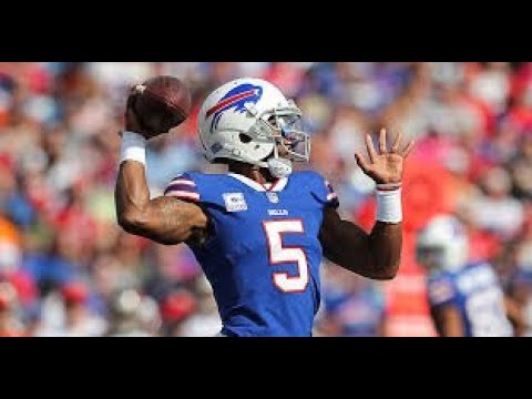 Buffalo Bills BREAKING: Tyrod Taylor TRADED!!!