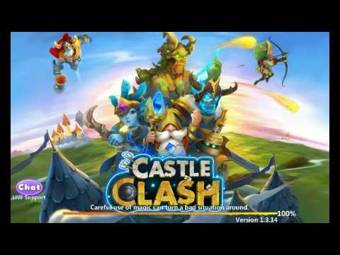 Castle Clash Android HD Gameplay Complete The Quest