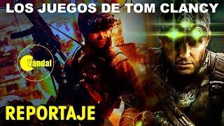Los juegos de Tom Clancy