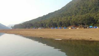 Tikarpada,The Mahanadi,angul,orissa,nature camps by TIPPS,a place of beauty.M4H02277.MP4