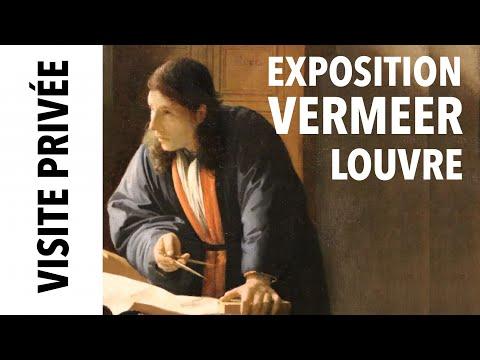 Vermeer au Louvre, visite avec le commissaire de l'exposition