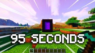 The Magic of Minecraft Speedrunning