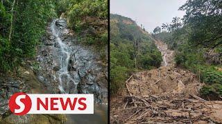 Perak to investigate claims of environmental damage at Segari waterfall