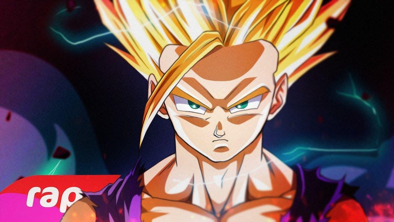 Rap do Gohan (Dragon Ball Z) - A FÚRIA DE UM SAIYAJIN | NERD HITS