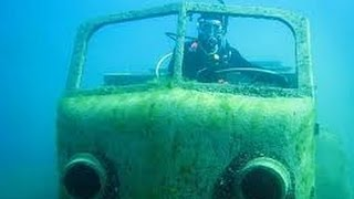 underwater driving in battle royale dayz sa