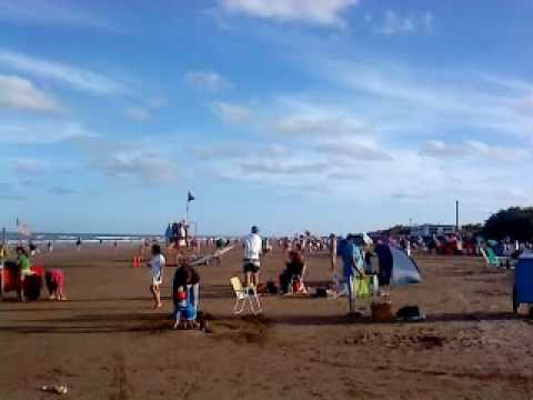 September - Resuscitate me (on the beach / Summer 2011) Mar de Ajo  Argentina