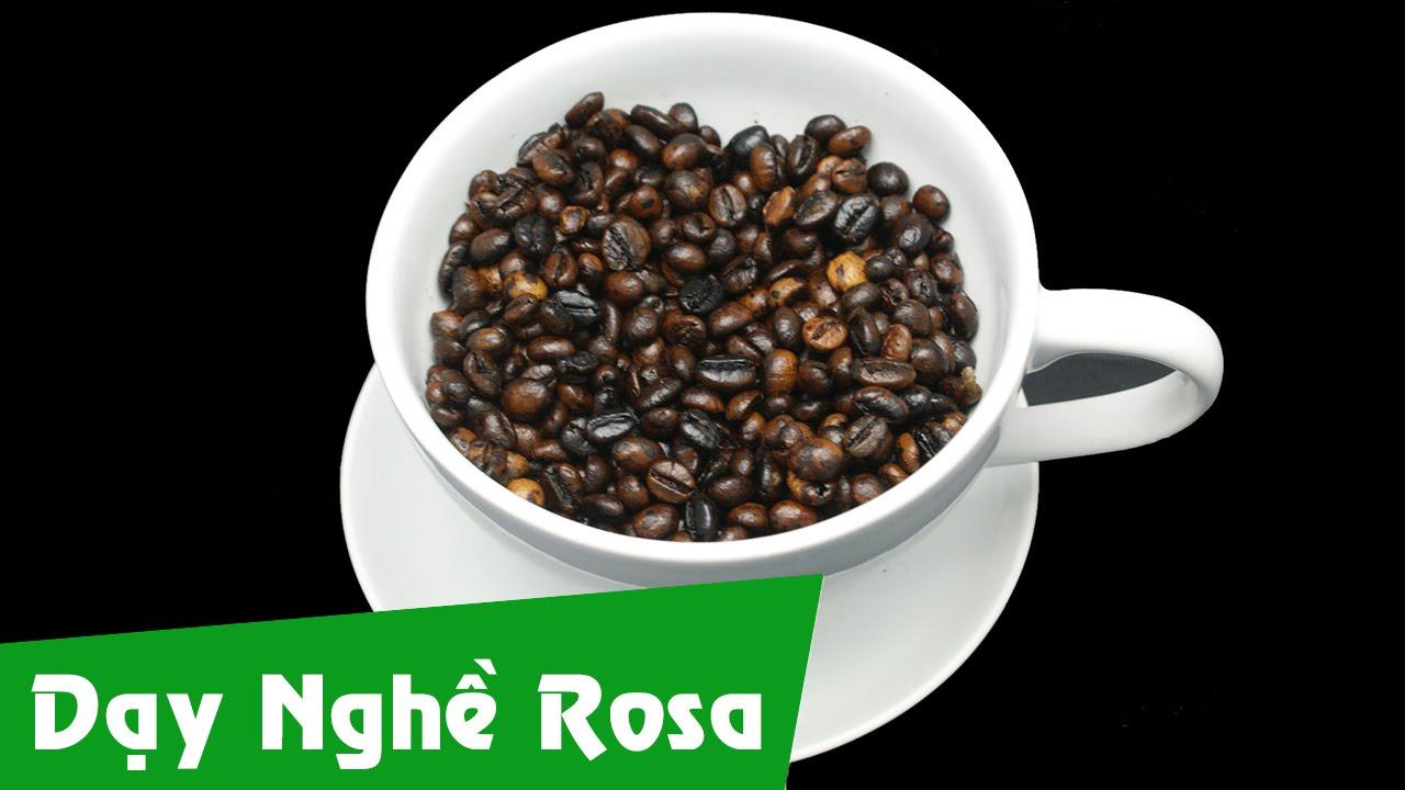 Cách rang xay cà phê thủ công