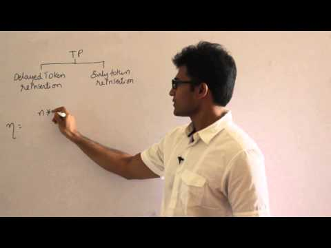 Computer Networks Lecture 18 -- Token Passing Access Control Method