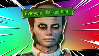 Being a PSYCHOPATH in The Outer Worlds