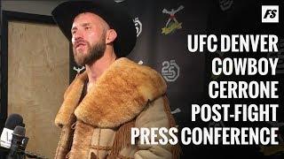 UFC Denver: Donald