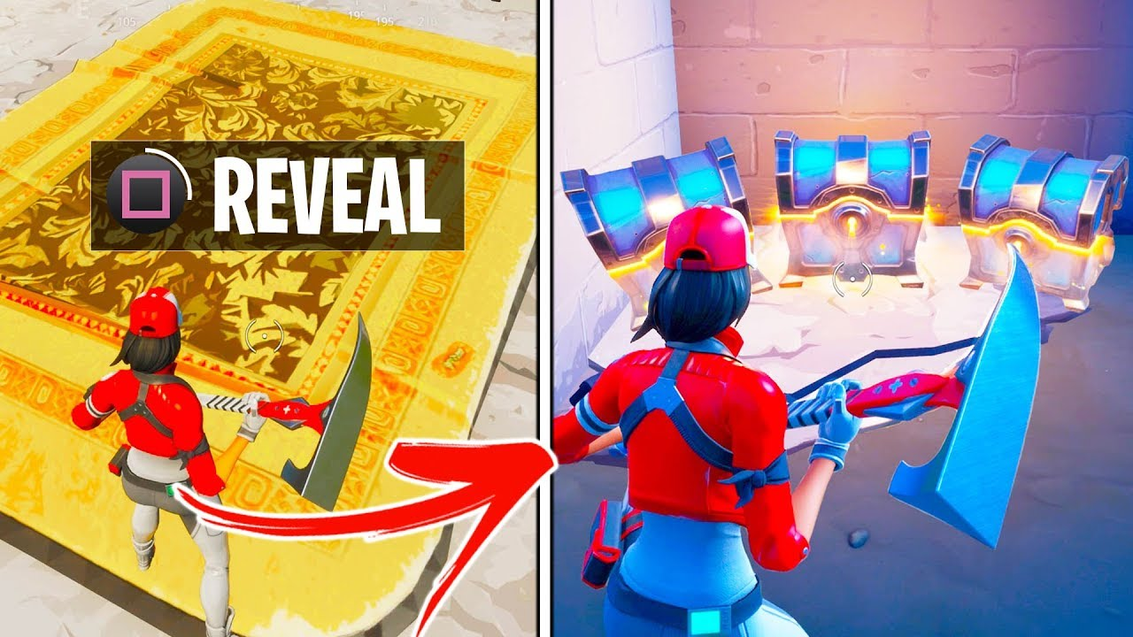 15 Secret Fortnite Chest Locations You Didnt Know Exist