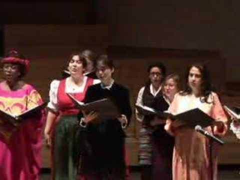 United Nations Singers: Louez le Seigneur! [Cameroon]