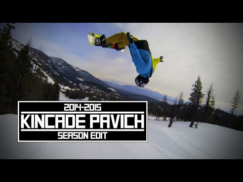 Kincade Pavich 20142015 Snowboarding Season Edit