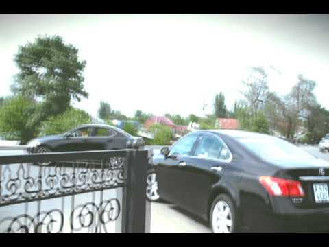 Lexus-Almaty. The Movie.