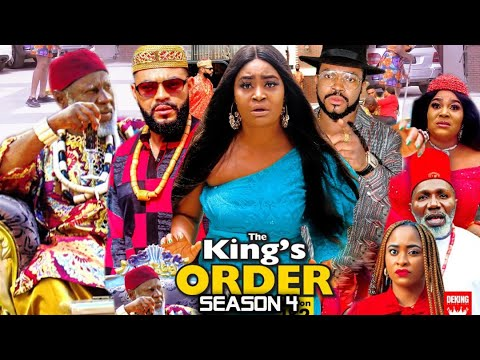 Download THE KING'S ORDER SEASON 4 -(Trending New Movie)Chizzy Alichi 2021 Latest Nigerian New Movie FULL HD