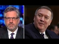 Hayes details behind-the-scenes drama over Pompeo delay