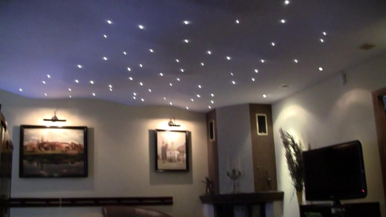 Nowoczesna Aranżacja Wnętrza Lampa Salon Sypialnia Mieszkanie Dom Lampy Taśmy Led