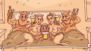 Як наливають пиво шведи. Beer Point