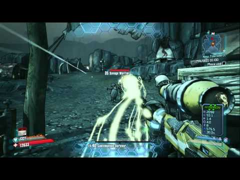 Borderlands 2: Sir Hammerlock's Big Game Hunt DLC - Now You See It (Hunting Bloodtail) |