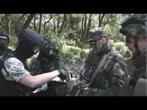 Airsoft: Komoca 12.6.2011 - Episode 4. - Missing In Action