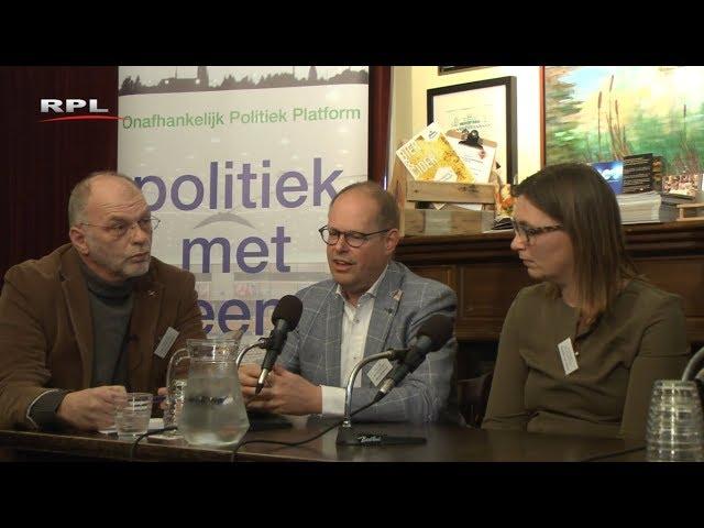 Journalistiek en politiek (samenvatting), RPL RuitenTroef - RPL TV Woerden - 11 maart 2019