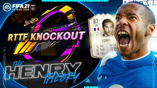 THE WORST GAME MODE ON FIFA! (The Henry Theory #17) (FIFA Ultimate Team)