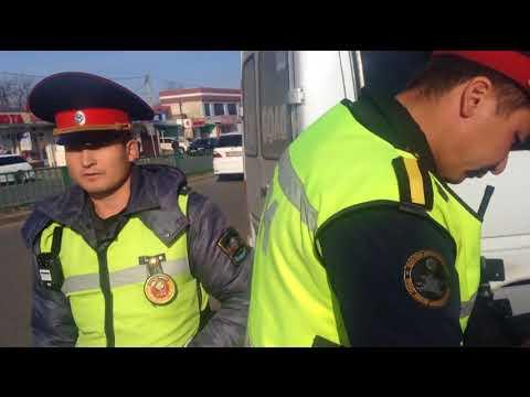 Перепалка Человека-Паука с водителем. Бишкек. (Без субтитров)