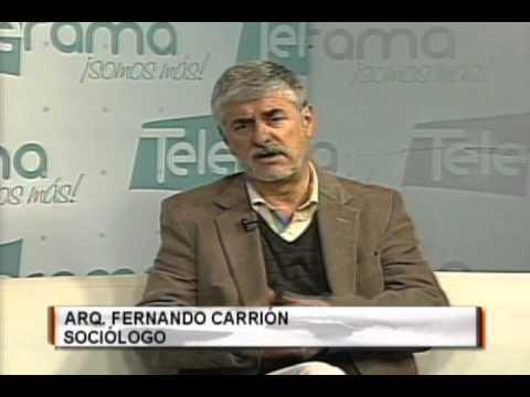 Arq. Fernando Carrión