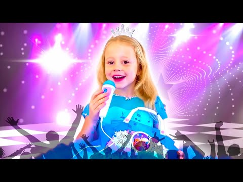 Nastya choisit à nouveau un métier, histoire drôle pour les enfants