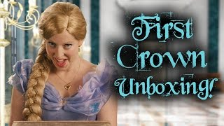 FIRST CROWN UNBOXING!  - Vlogerella Ep 2