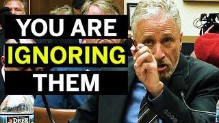 Jon Stewart Outraged At Congress Over 9/11