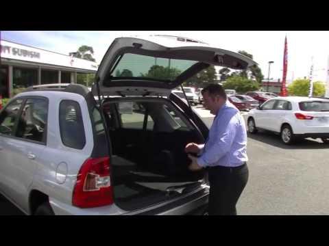 2009 Kia Sportage LX Auto MY10 Review - B4877