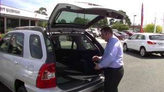 2009 Kia Sportage LX Auto MY10 Review - B4877